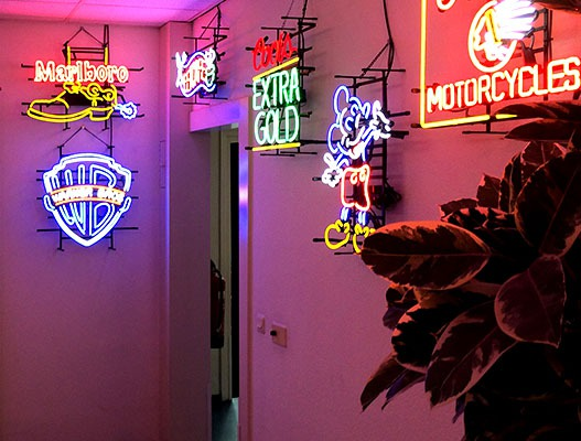 Neon letters bestellen